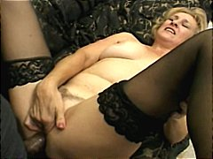 blondes, double penetration, matures
