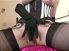 matures, stockings,