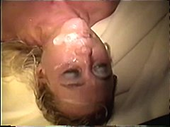 Blond Married Wife Gangfucked And Used Completely 2