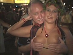 amateur, public nudity, flashing