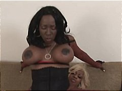 big boobs, black and ebony, lesbians