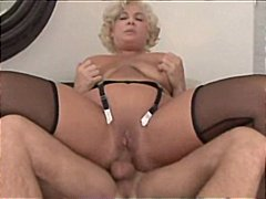 Xhamster - Anal with a busty milf