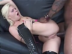 Missy Monroe Hot BBC Action In Thigh ...