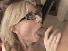 milfs, interracial, double penetration,