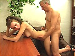 Teen Russian passionat...