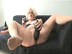 See: BBW toyed and fisted