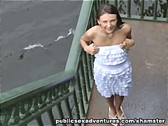 amateur, public nudity, teens,
