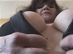 Thumb: Chubby  Granny shows h...