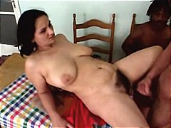 German Busty Teen DP