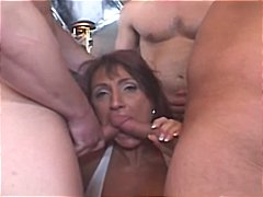 Xhamster Movie:Country MILF Gangbang