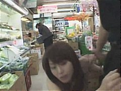 Thumb: Japanese girl in a sto...