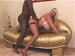 interracial, cream pie