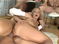 big boobs, matures, group sex,