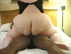 White SSBBW Sucks and ...