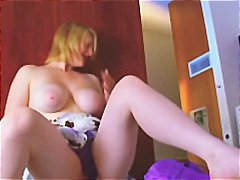 Thumb: Blonde Chubby Ex Girlf...