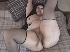 Busty mature BBW with ...