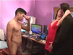 Made to eat cum - 09:03