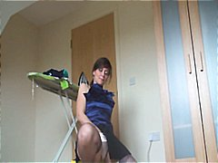 Kirsty Blue - Ironing