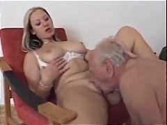 Nasty Nurse Fucks Old Guy video