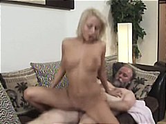 dee, blondes, mandy dee, old + young, big boobs