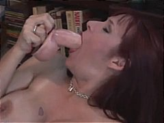 Xhamster Movie:Horny chick blows a big rubber...