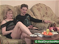 Real Mom with Teen Boy... video