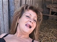 Xhamster - Granny Ibolya Loves Being A Anal Tramp