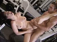 beverly hills,  oral, cum-shot, brunette
