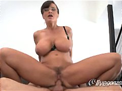Lisa Ann plays Sarah P... video