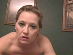PornHub Movie:Sexy roughtalking cougar smoki...