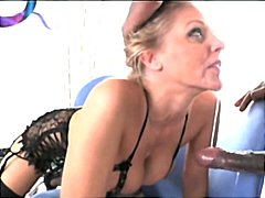 Masked Slut Buries A B...