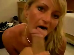 Yummy amateur milf fucked in her hot cunt