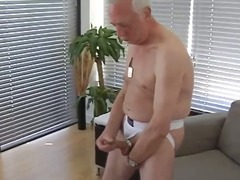 masturbation, older, jerking