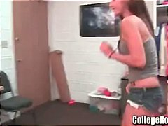 Tube8 - Horny College Babes on...