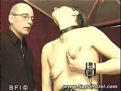 Master makes slavegirl...