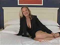 Professional milf does... video