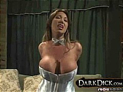 DrTuber Movie:Ava Devine Interracial Gangbang