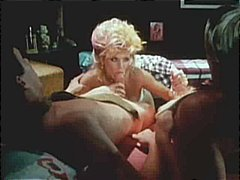 ginger lynn,  busty, jizz, group sex, anal, hardcore, double fucking, cumshot, ginger lynn, retro, blowjob, oral