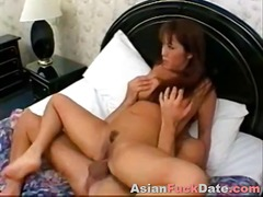Threesome with Asian Fujiko Kano