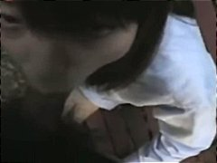 Young Japanese schoolg... video