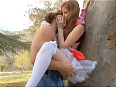 Redtube Movie:Little sex riding hood is a re...