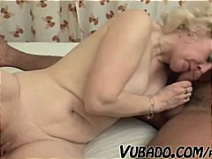 GILF FUCKED BY TWO BOY...