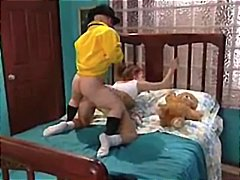Thumb: Midget kissing and fuc...