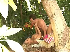 Tube8 Movie:Amazing Busty Wife Gets A Picn...