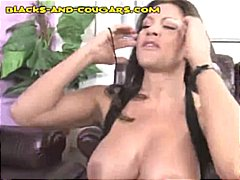 milf, blowjob, interracial