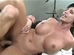 mature, orgasm, throat, brazzers