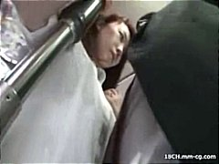 Nuvid Movie:Young Oriental gal takes a tri...