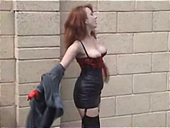 Nuvid Movie:Public tits and ass show from ...