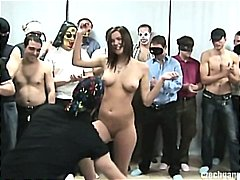 group, cumshots, creampie, cum, czech