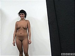 CZECH CASTING - KRISTY... from H2porn